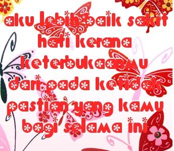 Sakit Hati - Rayuan Romantis Buat Kekasih