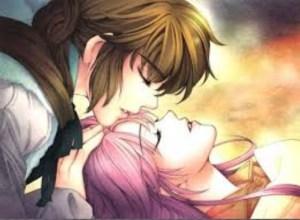 ciuman kasih sayang seorang cowok