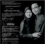 gambar kartu pernikahan islami