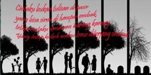 kata kata Cinta Buat Kekasih Tercinta